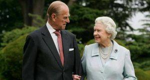 Principe Filippo Regina Elisabetta II