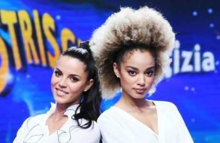 Shaila e Mikaela, lite dietro le quinte