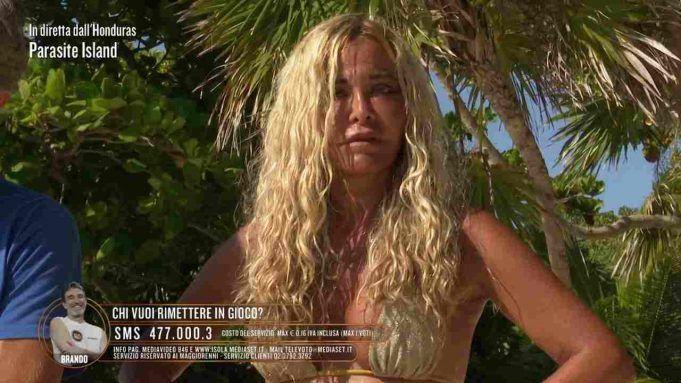 Vera Gemma, L'Isola dei Famosi 2021