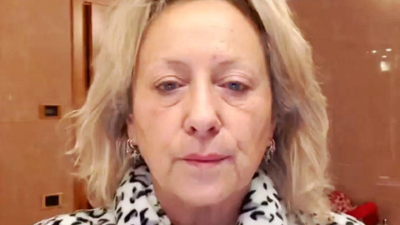 Carolyn Smith, il duro sfogo