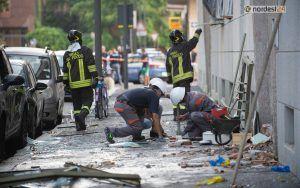 Trieste esplosione, un morto e un ferito