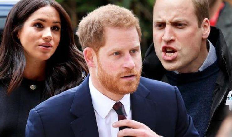 Principe William furioso con Meghan e Harry: la terribile accusa contro i Sussex