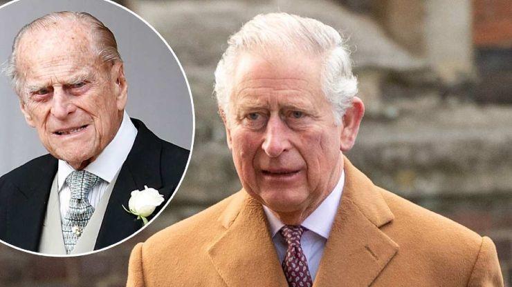 Principe Carlo, lo straziante messaggio d'addio al padre Filippo commuove la Nazione