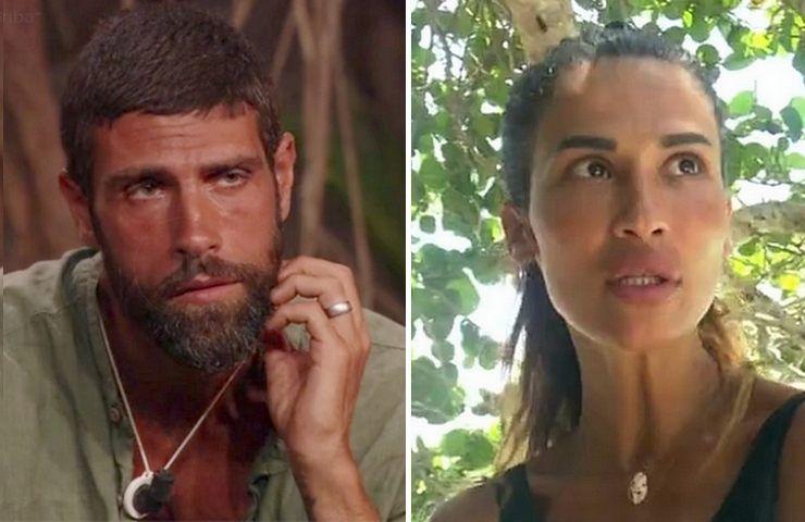 Gilles Rocca e Francesca Lodo