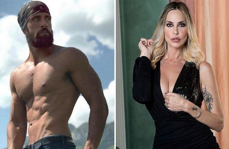Gilles Rocca e Stefania Orlando