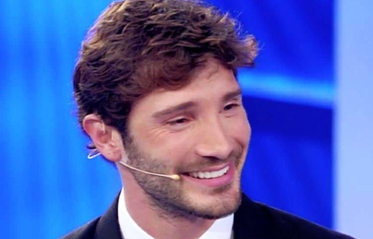 Stefano De Martino com'era prima