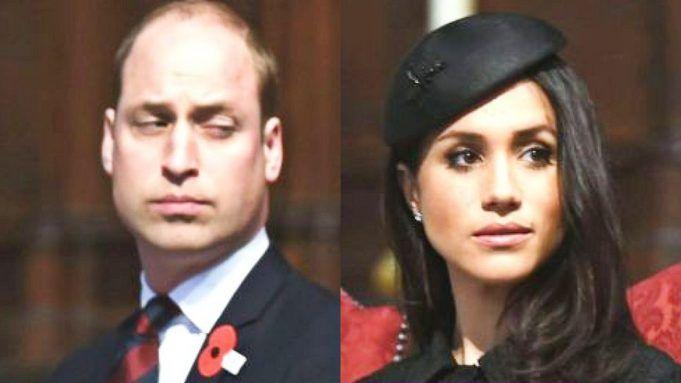 Principe William furioso per il gesto di Meghan Markle: 'Non posso tollerarlo'