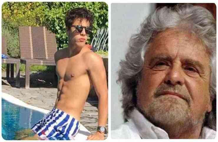 caso Grillo, parole della vittima