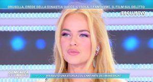 Drusilla Gucci, Domenica Live