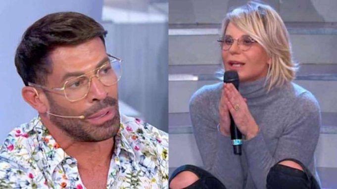 Gianni Sperti e Maria De Filippi
