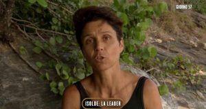 Isolde Kostner, L'Isola dei Famosi 2021
