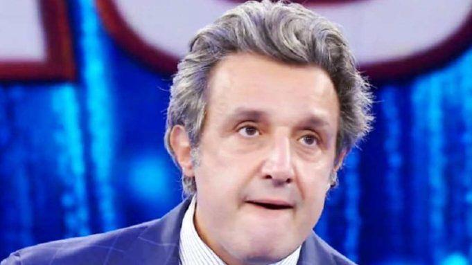 Flavio Insinna badante