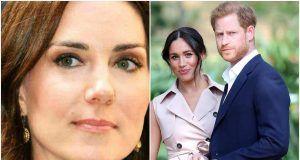Kate Middleton, lo sgarro di Harry e Meghan
