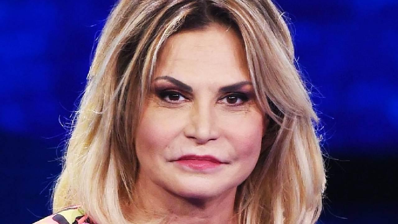 Simona Ventura sconvolta dal malore in diretta