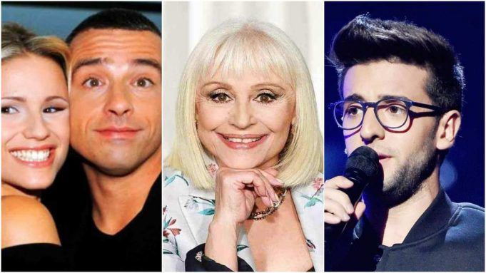 Gossip News: Carrà, Eros, Barone