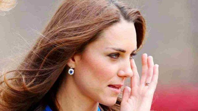 Kate Middleton lontana dai figli