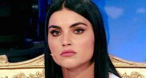Teresa Langella viso sfigurato