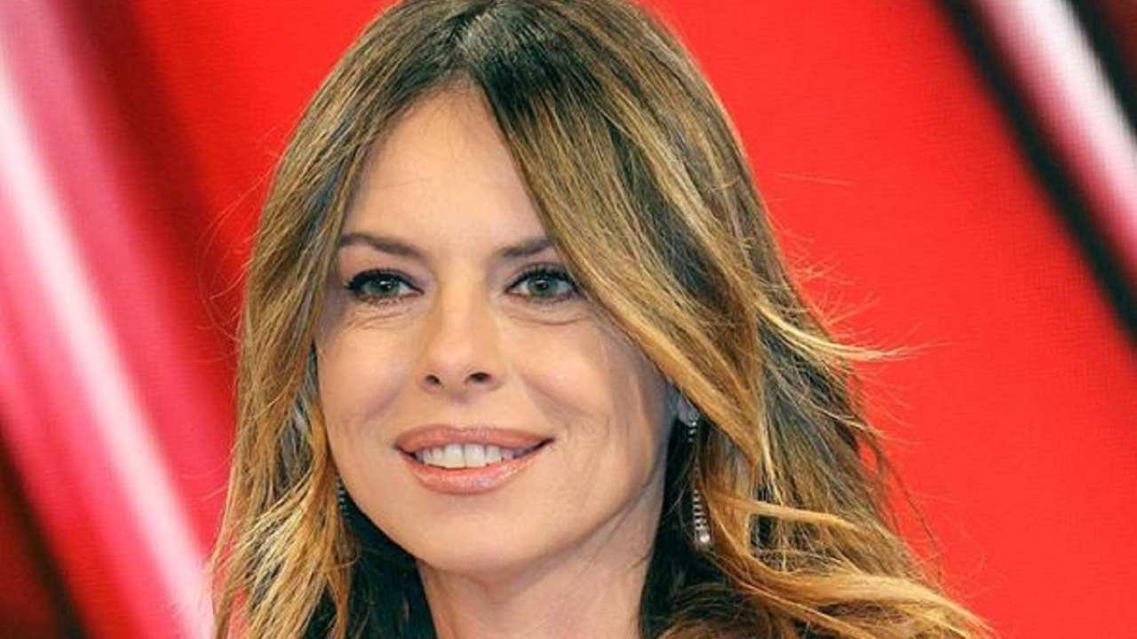 Paola Perego lieto annuncio