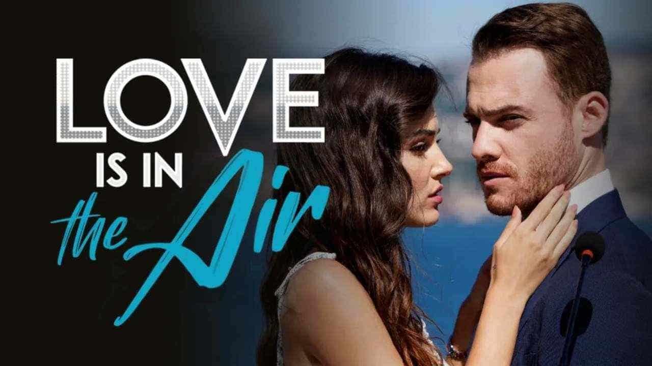 Eda e Serkan Love Is In The Air