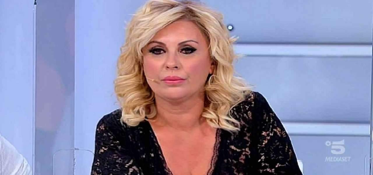 Tina Cipollari irriconoscibile
